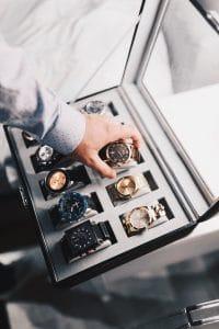 boite montre